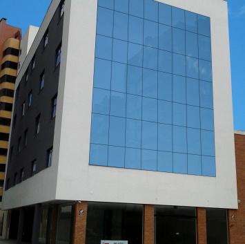 Construção Comercial Escritório Corporativo